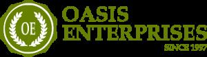 Oasis Enterprises Top Logo