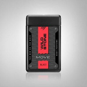 Wild Stone Move Blast Pocket Body Perfume 18 ml